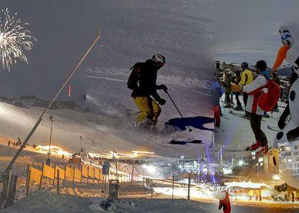 La Parva: Nieve y mucha entretención