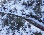 Desconfinamiento parcial: Más de 400 automóviles subieron a la nieve