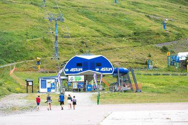 La estación de esquí de Astún muestra su solidaridad con su vecina Candanchú
