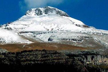 La montaña es para disfrutarla..