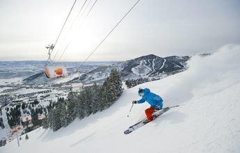 Park City Mountain tiene más kilómetros que Whistler-Blackcomb