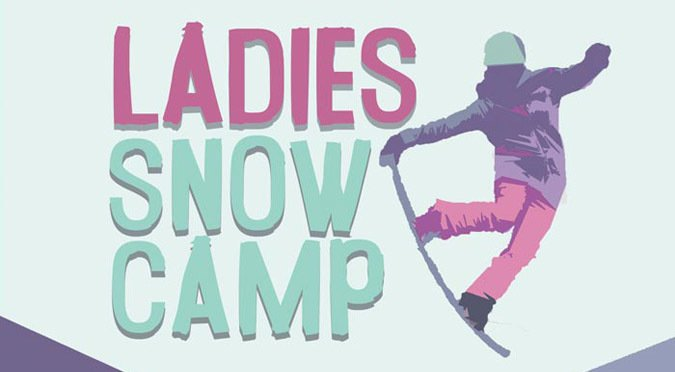 Ladies Snow Camp en Nevados de Chillán