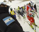 Inician las carreras FIS en La Parva