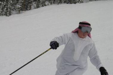 Las estaciones de esquí de Ucrania se adaptan al nuevo turista árabe