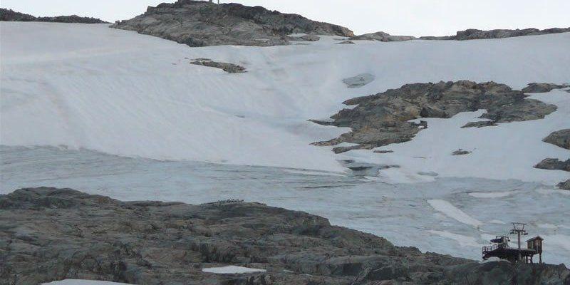 Stryn: el centro de esquí de verano de Noruega