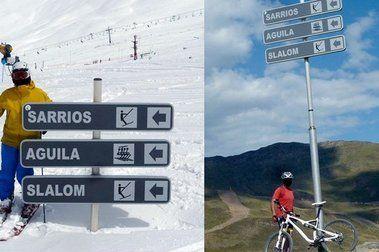 Comparativa Invierno y Verano 2013