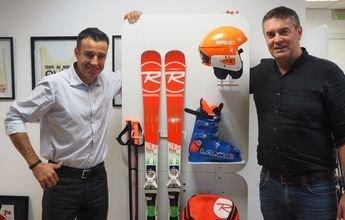 Rossignol y Briko acuerdan apoyar a la base del esquí de la RFEDI