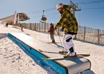 Novedades en los snowparks de Grandvalira 2014-2015