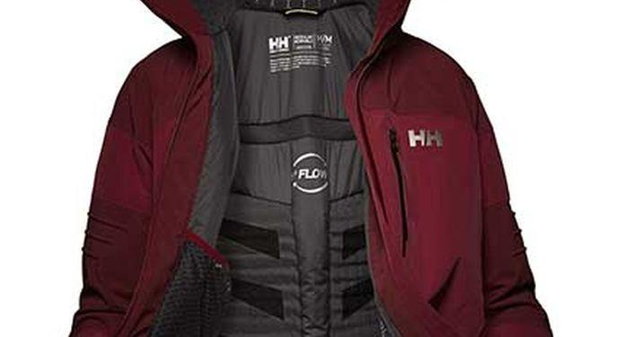 Helly Hansen crea la primera chaqueta de esquí femenina con aire acondicionado