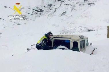 Lunada registra el primer alud de la temporada atrapando 5 personas