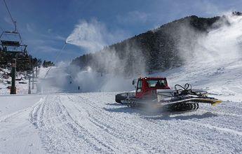 Masella abre este jueves 1 de Noviembre la temporada de esquí