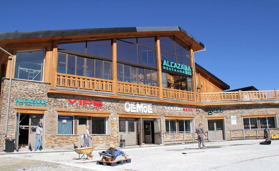 Restaurantes en Sierra Nevada