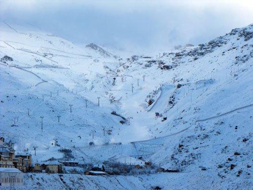 Habemus nieve