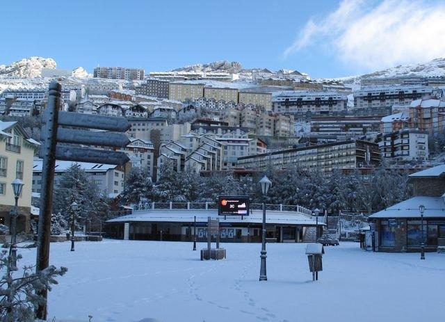 Galería de la nevada del 29 de Noviembre