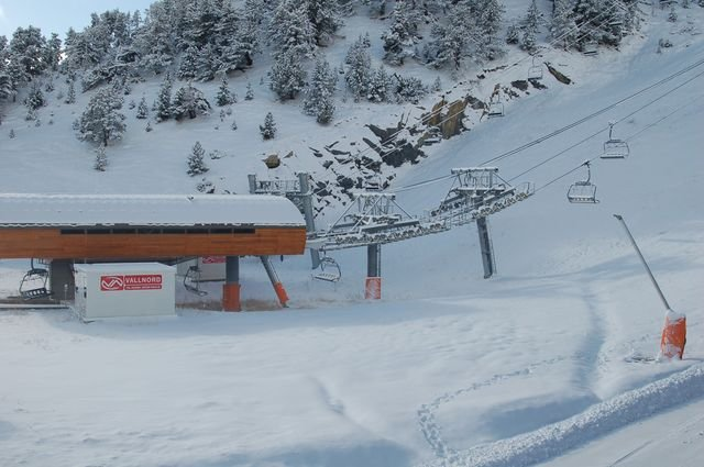 Nevada en Vallnord