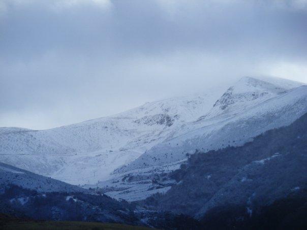 Por fin llega la nieve!!