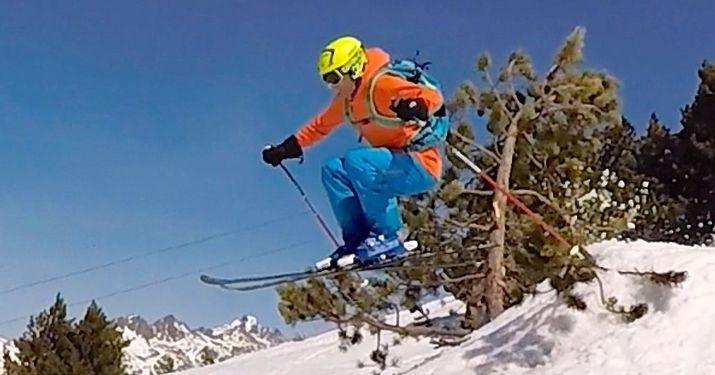 Esquís españoles y artesanos. Boreas.