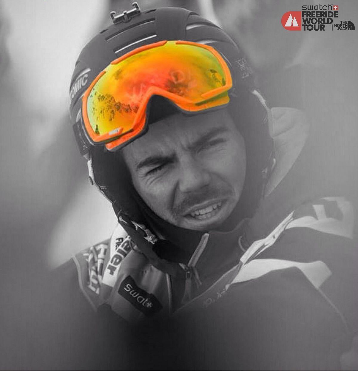 Aymar Navarro, el primer español en correr en el FWT
