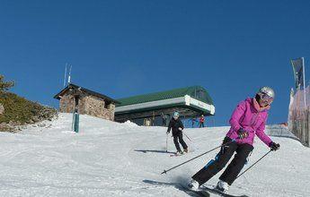 Masella dispondrá de 25 kms esquiables y trabaja para abrir más