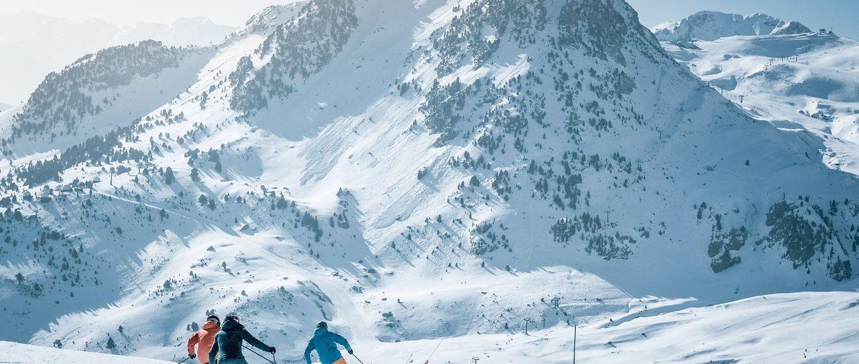 Aragón no quiere abrir sus estaciones de esquí hasta pasado Reyes
