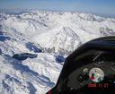 Sobrevolando Candanchú nevado [VÍDEO]