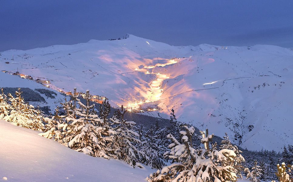 Top 7 Mejores pistas de esquí en España