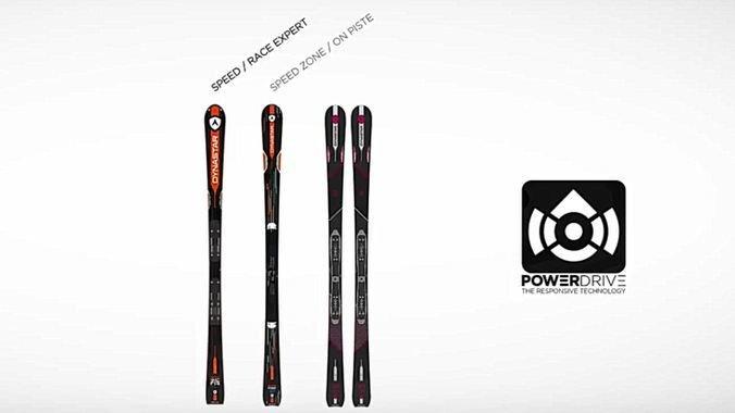 La nueva generación de esquís Dynastar