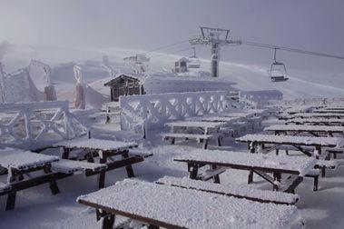 Sierra de Béjar-La Covatilla vuelve a crecer hasta las 31 pistas de esquí