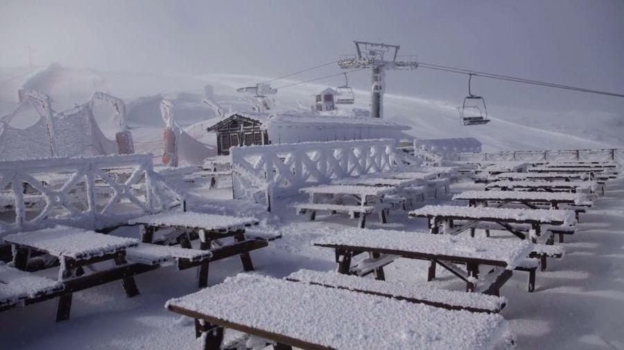Sierra de Béjar La Covatilla Estacion  de esquí