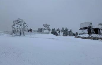 Navacerrada abre sus instalaciones de esquí este viernes día 1 de enero