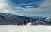 Esquí en familia