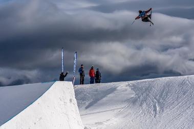 Los cinco españoles en los Mundiales de Snowboard Park City 2019
