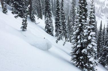 Bluebird Backcountry: abre en Colorado una estación de esquí sin remontes