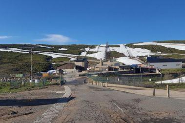 Sierra de Béjar cierra una nefasta temporada con solo 4 días de esquí