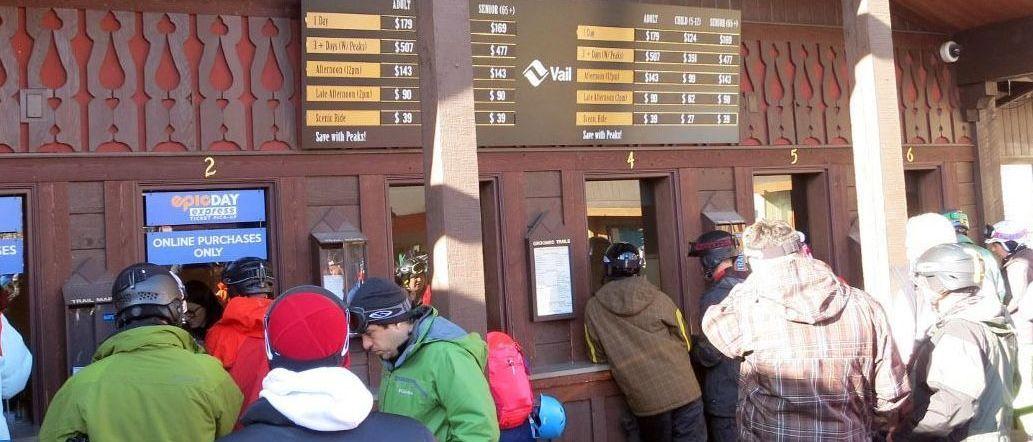¿Me tienen que compensar por los días no usados del forfait de temporada de esquí?