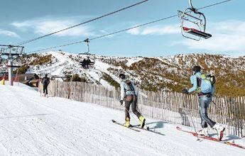 Arinsal da por acabada su temporada de esquí de montaña y raquetas de nieve