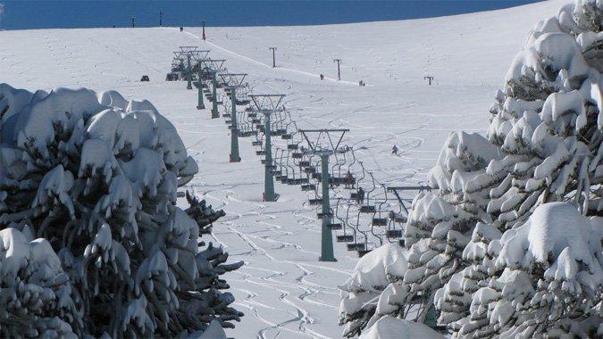 Ski Las Araucarias