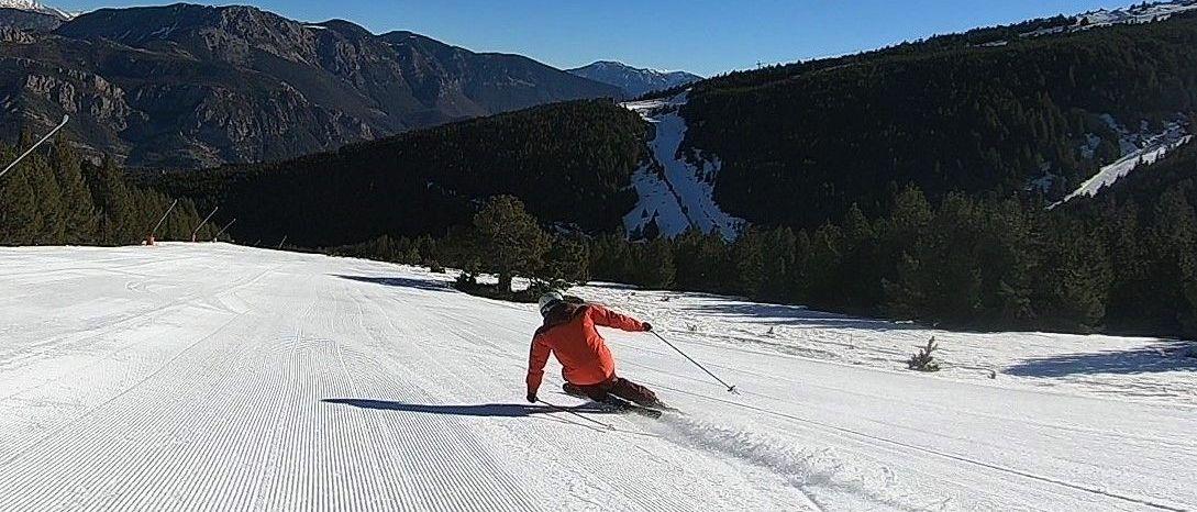 Liken Skis, review y test de esquís artesanales hechos en el Pirineo