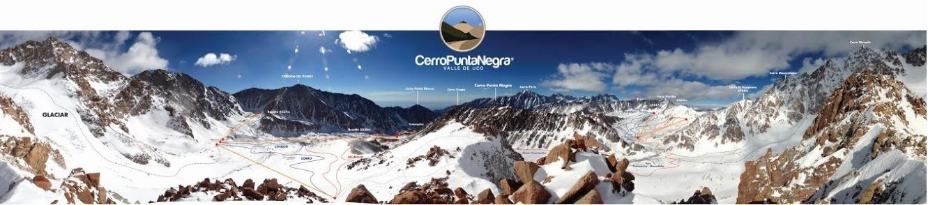 Proyecto Cerro Punta Negra: ¡Un resort con tres centros de esquí!