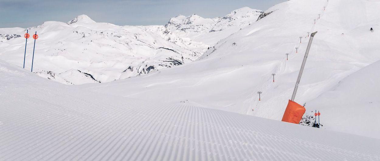 Experiencia cercana al esquí