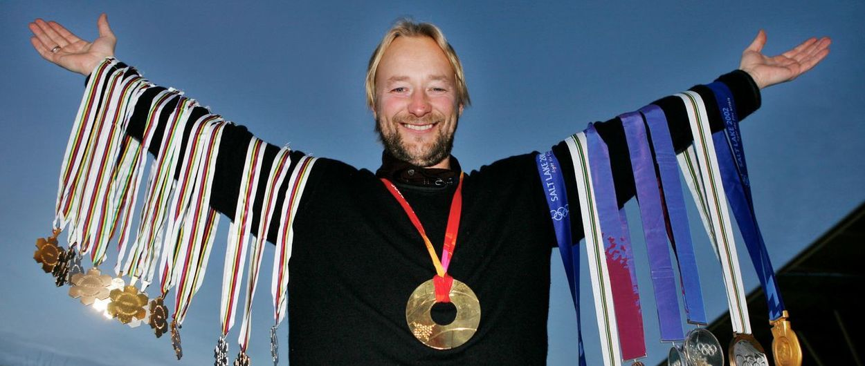 Feliz día Kjetil André Aamodt