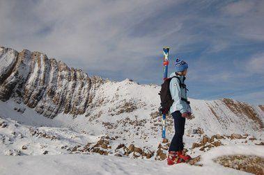 Primera esquiada de la temporada 2011-12