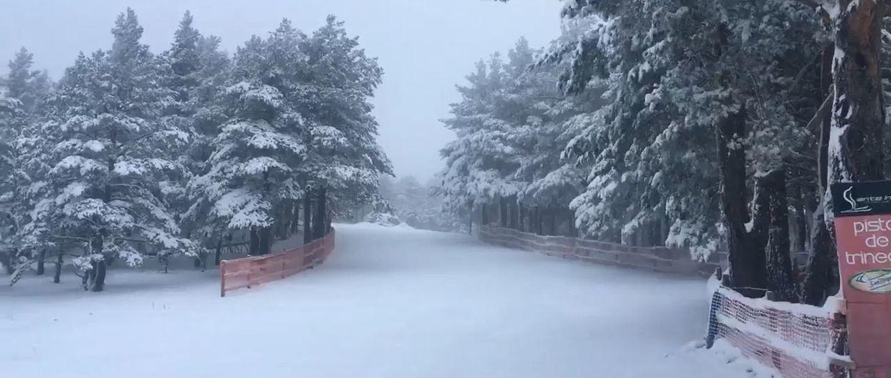 Santa Inés también se apunta y abre su temporada de esquí el día 1