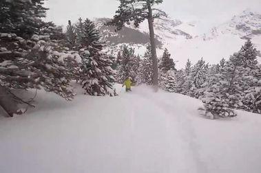 Vall de Núria abrirá su temporada de esquí durante el mes de noviembre