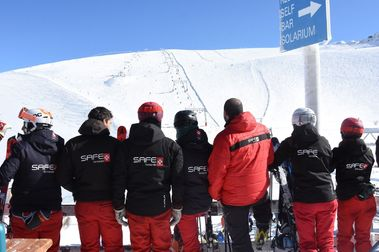 Mejorando el esquí de abajo arriba