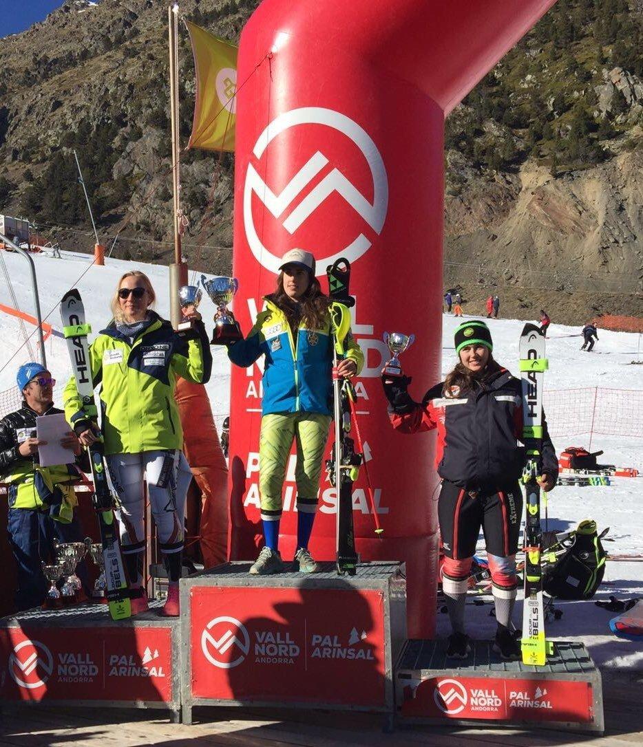 podio Andorra