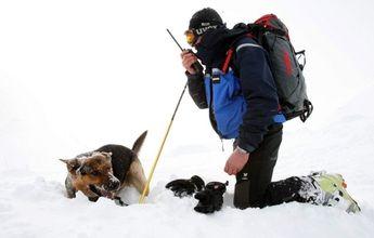 Un alud atrapa a cuatro esquiadores españoles en el Pic Pedrós