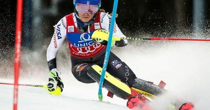 Mikaela Shiffrin gana el Slalom de Semmering y supera un nuevo récord