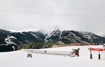 Andorra abre gratis sus pistas de esquí pero de forma muy limitada
