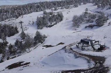 La estación de esquí y montaña de Manzaneda ya tiene nuevo gestor